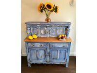 Vintage Ercol Sideboard / Cabinet / Dresser
