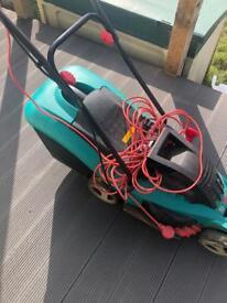 Bosch lawn mower all ok
