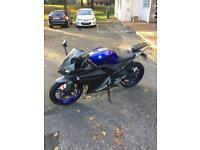 "Yamaha YZF R125 ""2014"