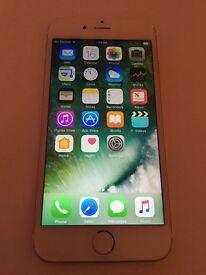 iPhone 6s rose gold 64gb version unlocked cheap phone apple warranty