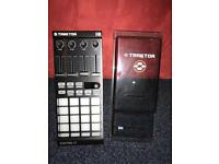 Traktor F1 controller and protective cover
