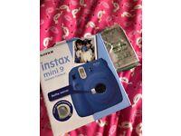 Instax Polaroid camera 📷