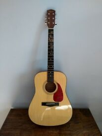 Squire Guitar for sale. 50% of proceeds of sale will be donated to the Sheffield Tree Campaign fund.