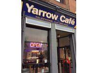 Cafe for sale-rent Glasgow G14