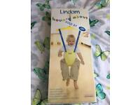 Lindam baby door bouncer