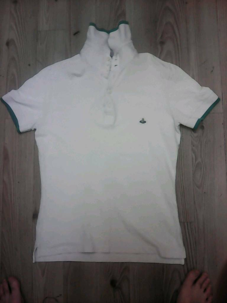 Mens Vivienne Westwood T-Shirt Good Condition Medium