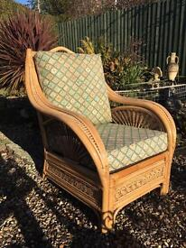 4 Conservatory arm chairs