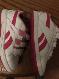 Reebok trainers size 2,5