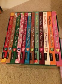 Selection of almost brand new children's books and box sets