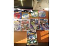 13 Nintendo WII games