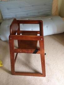 Café high chair