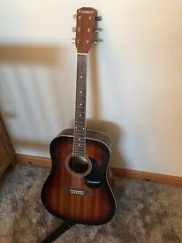 Westfield acoustic guitar £35 ono
