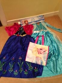 Frozen Dresses and accessories