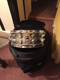 Mapex Black Panther Tribal Snare Drum