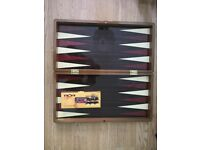 Backgammon Board with dices / Game /, London SE8, £30