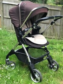Silver Cross Wayfarer pram pushchair