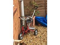 sturdy toddler bike