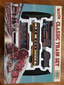 Classic train set - retro
