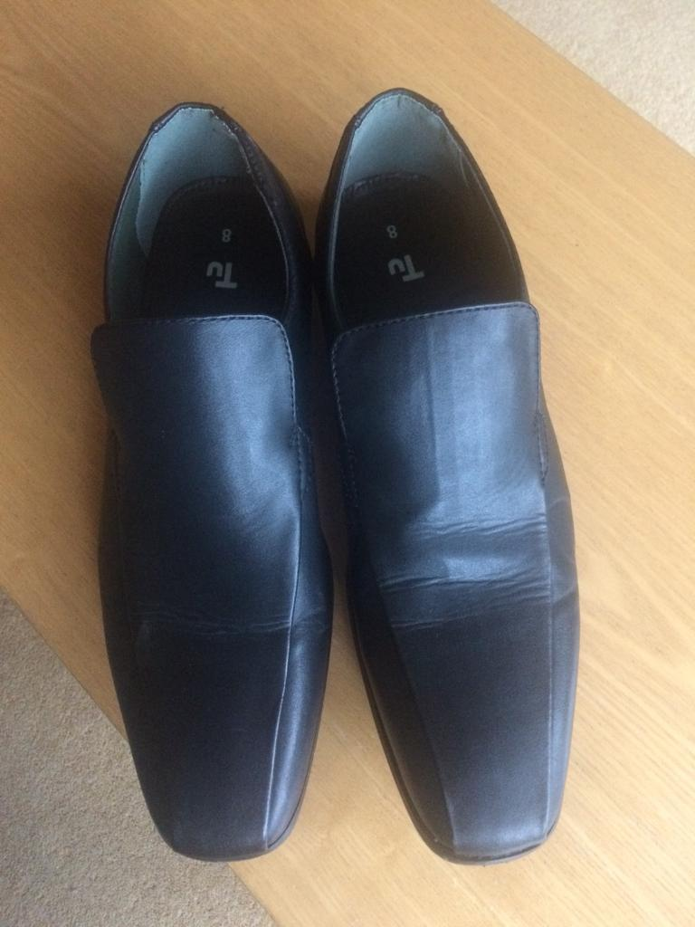 Men's shoes. Worn once