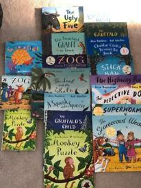 Various book bundles