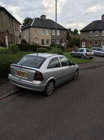 Vauxhall Astra full year mot £550 ono