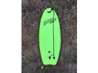 Two Bare Feet 4ft kids Surboard