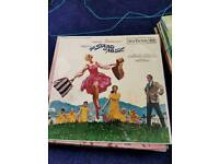 Sound of music Vinyal record