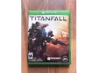 titanfall , xbox one , as new ! price stands , no offers !