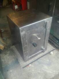 Industrial safe