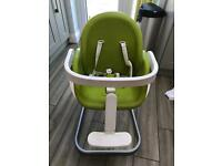 Chicco I sit 3 in 1 highchair