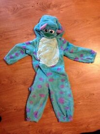 18-24 month Monsters inc dress up