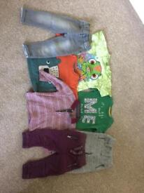 Boys 9-12months bundle