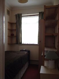 SINGLE ROOM TO LET IN GREENFORD (West London)