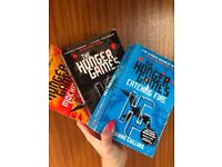 Full set of Hunger Games