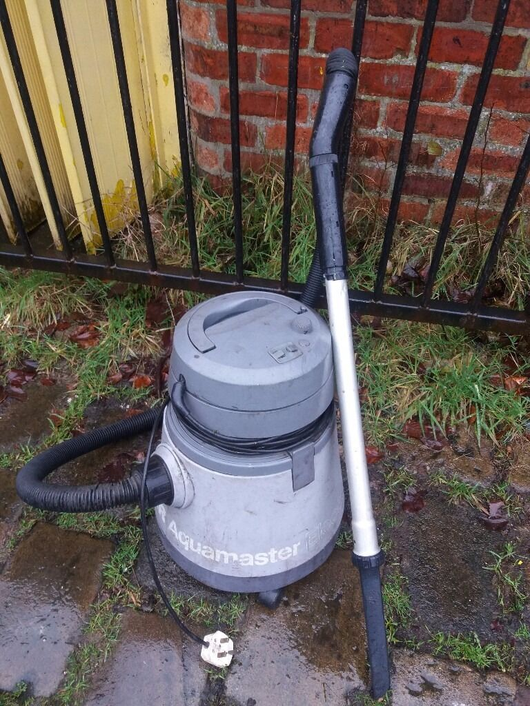 Hoover Aquamaster wet amp dry vacuum cleaner in Atherton  : 86 from www.gumtree.com size 768 x 1024 jpeg 184kB
