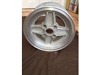RS2000 alloy wheel - Escort Capri Fiesta