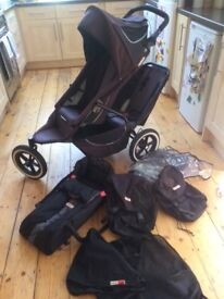 Phil & Teds Sport Double Buggy Pushchair