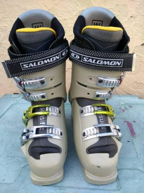 bieten Rabatte heiße Produkte 60% Rabatt Salomon X Wave 9.0 ski boots . . Uk size 5 . . 24/255 | in Church,  Lancashire | Gumtree