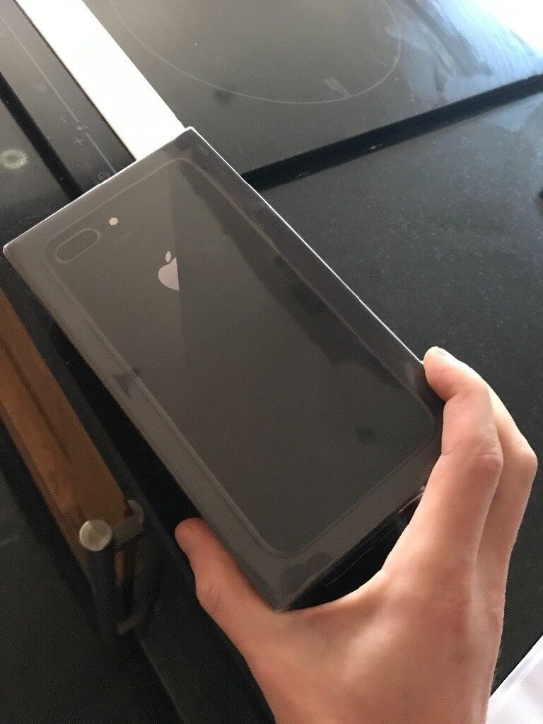 IPhone 8 Plus 256GB!! Space Grey, Brand New In Box on EE 256GB!!!