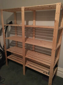 Shelving unit Hejne from Ikea