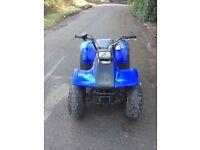 Yamaha breeze 125 quad £575