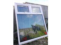 Upvc large window. Great condition