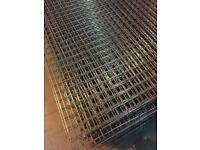 Weld mesh sheets 2500mm x 1250