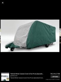 Caravan Cover by Specialised Covers