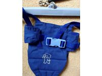 Tippitoes Doorway / Door Bouncer - Blue