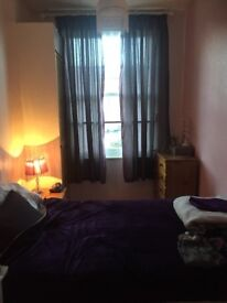 2 bed flat central Southsea looking for 2/3 bed house swap