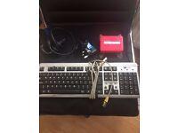 Used Raspberry Pi with Keyboard