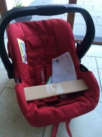 Mothercare infant car seat brand new