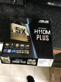 H110M-Plus & Faulty Gaming M7 Motherboard (swaps)