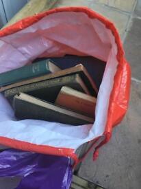 Books. Job lot